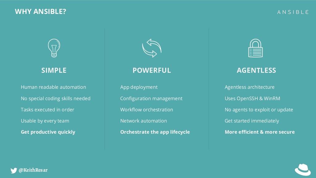 SIMPLE POWERFUL AGENTLESS App deployment Configu...