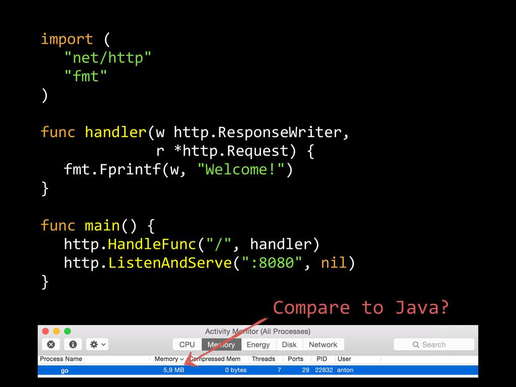 "import (    ""net/http""    ""fmt""  )  func..."
