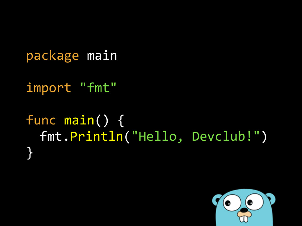"""package main  import """"fmt""""  func main() {..."""