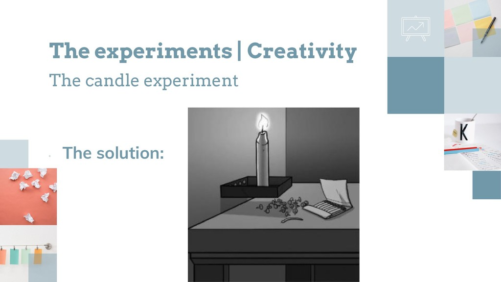 • The solution: The experiments | Creativity Th...