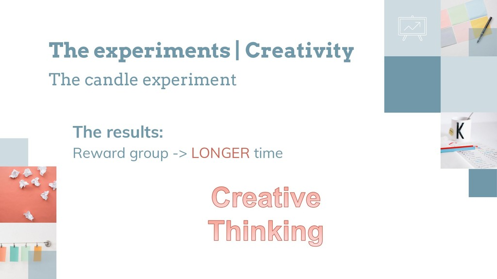 The experiments | Creativity The candle experim...