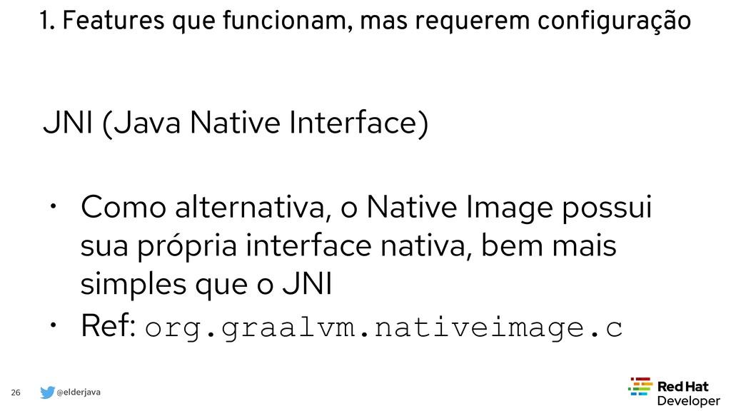 @elderjava 26 JNI (Java Native Interface)   • C...