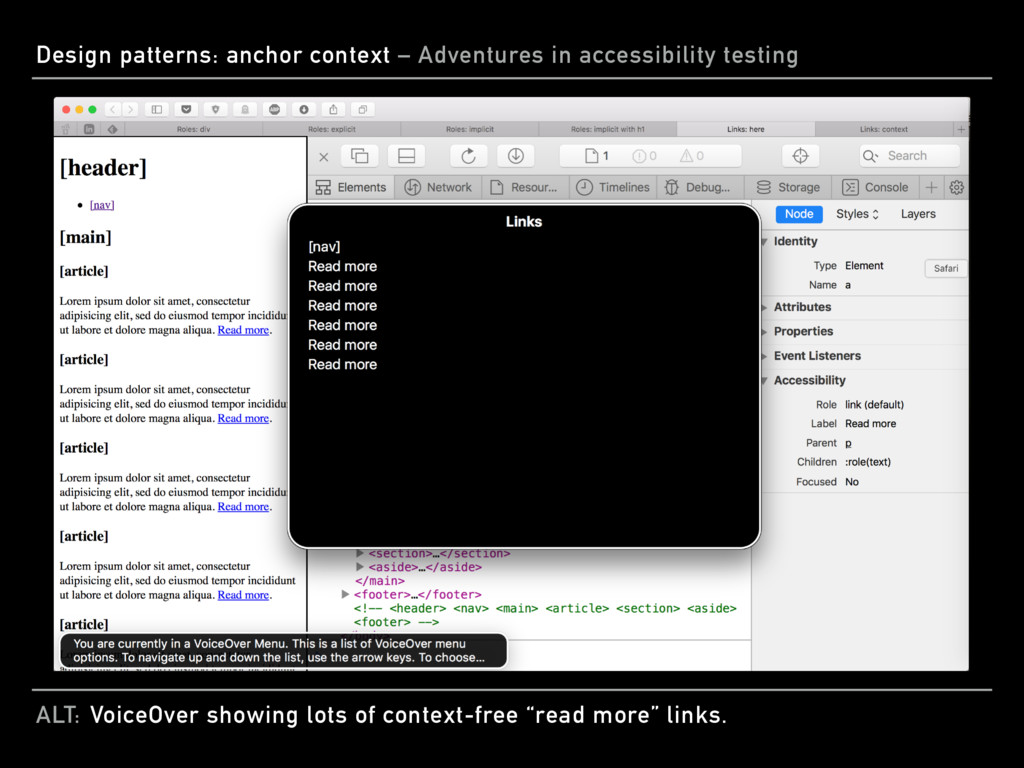 ALT: Design patterns: anchor context – Adventur...