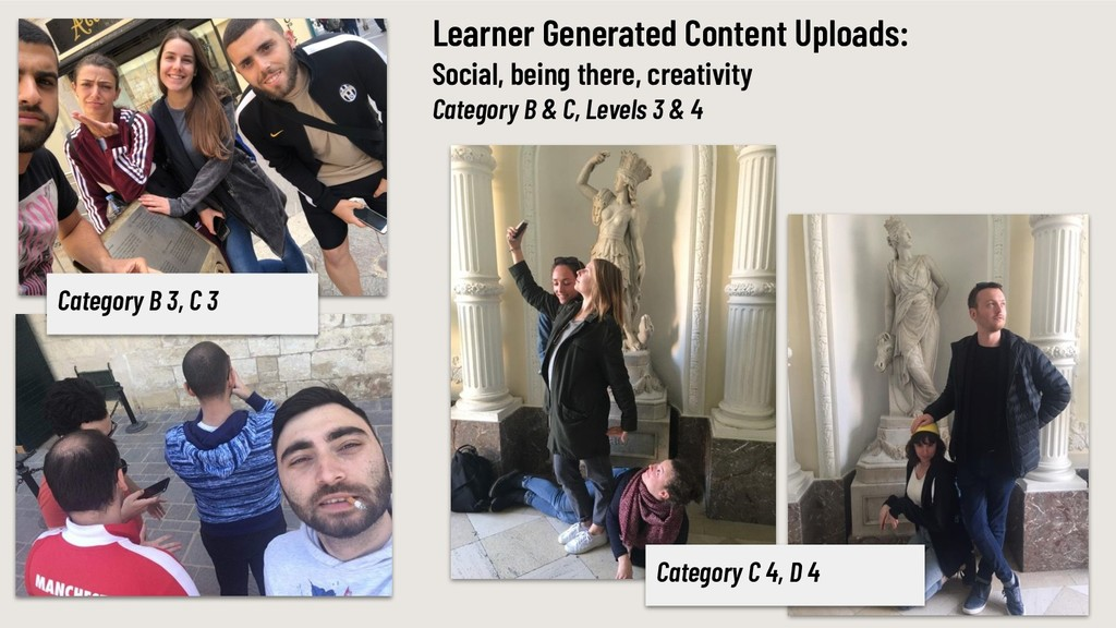 Learner Generated Content Uploads: Social, bein...
