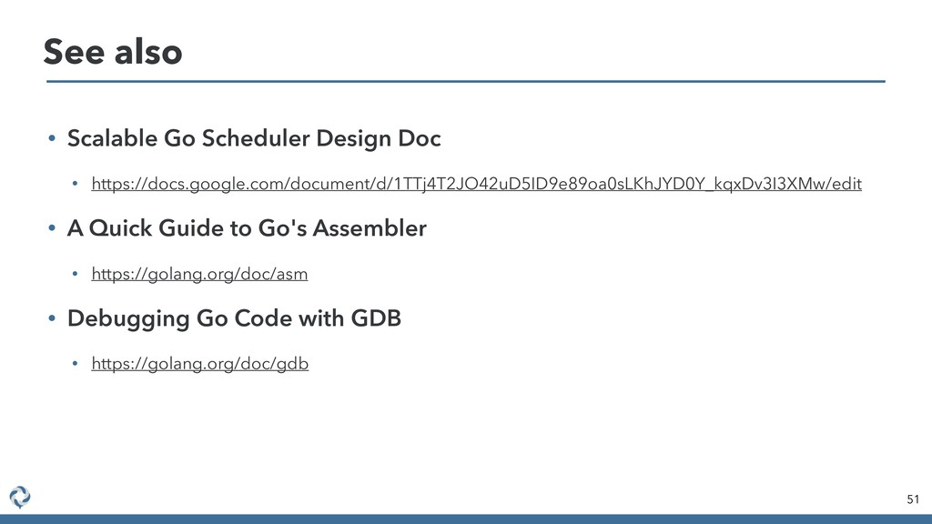 • Scalable Go Scheduler Design Doc • https://do...