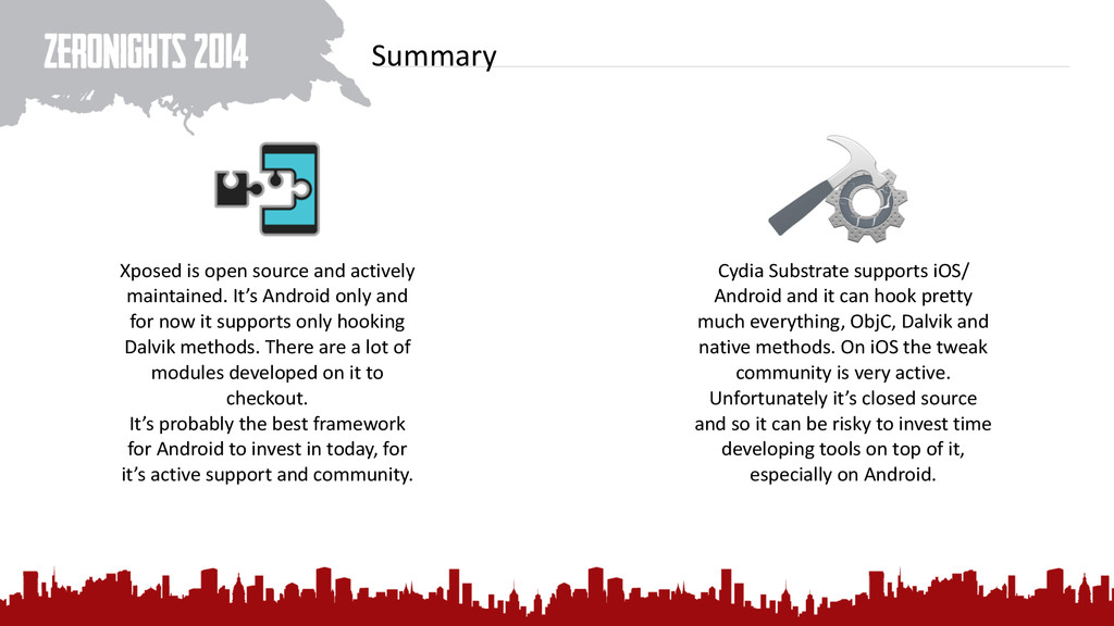 Summary Xposed is open source and...