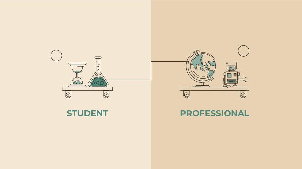 STUDENT PROFESSIONAL