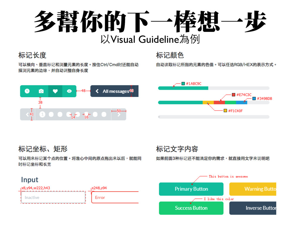 εᏍЫٙɨɓಏซɓӉ Visual Guideline±