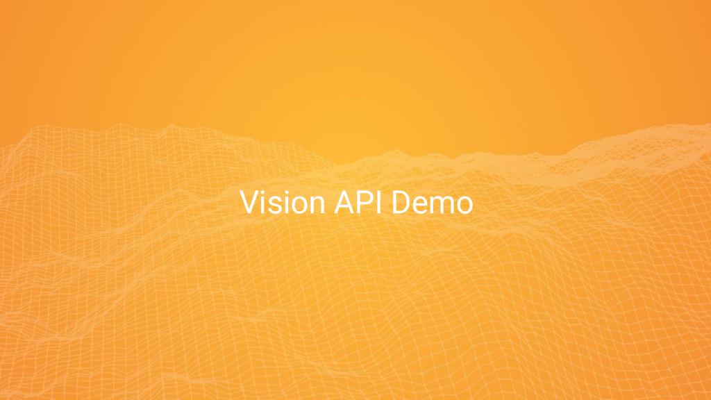 5 5 Vision API Demo