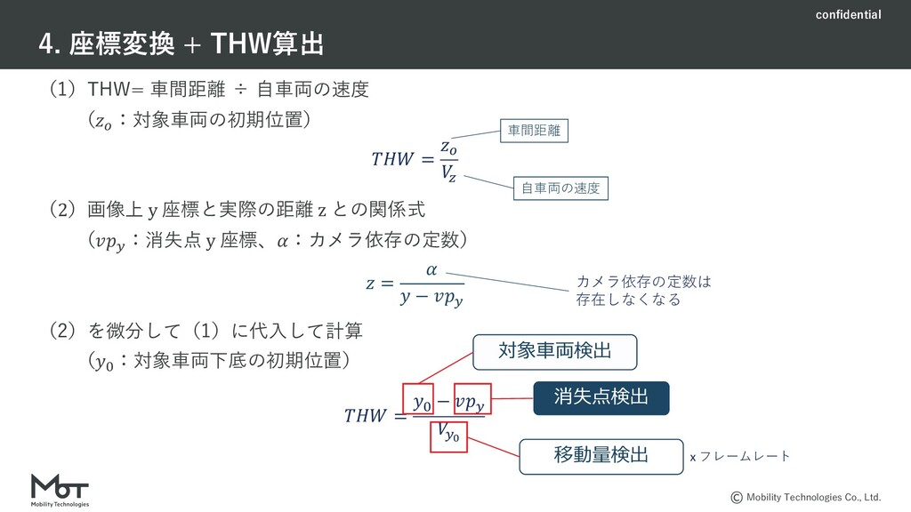 confidential Mobility Technologies Co., Ltd. (1...