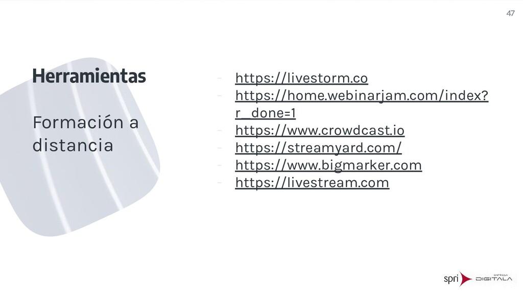 - https://livestorm.co - https://home.webinarja...