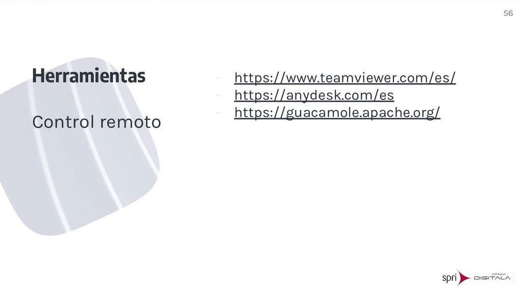 - https://www.teamviewer.com/es/ - https://anyd...