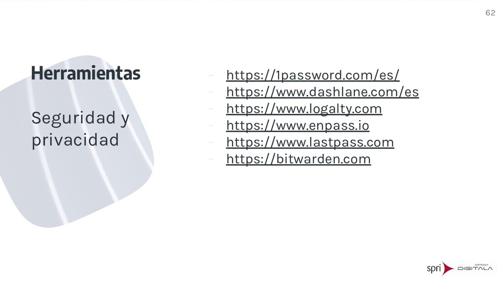 - https://1password.com/es/ - https://www.dashl...