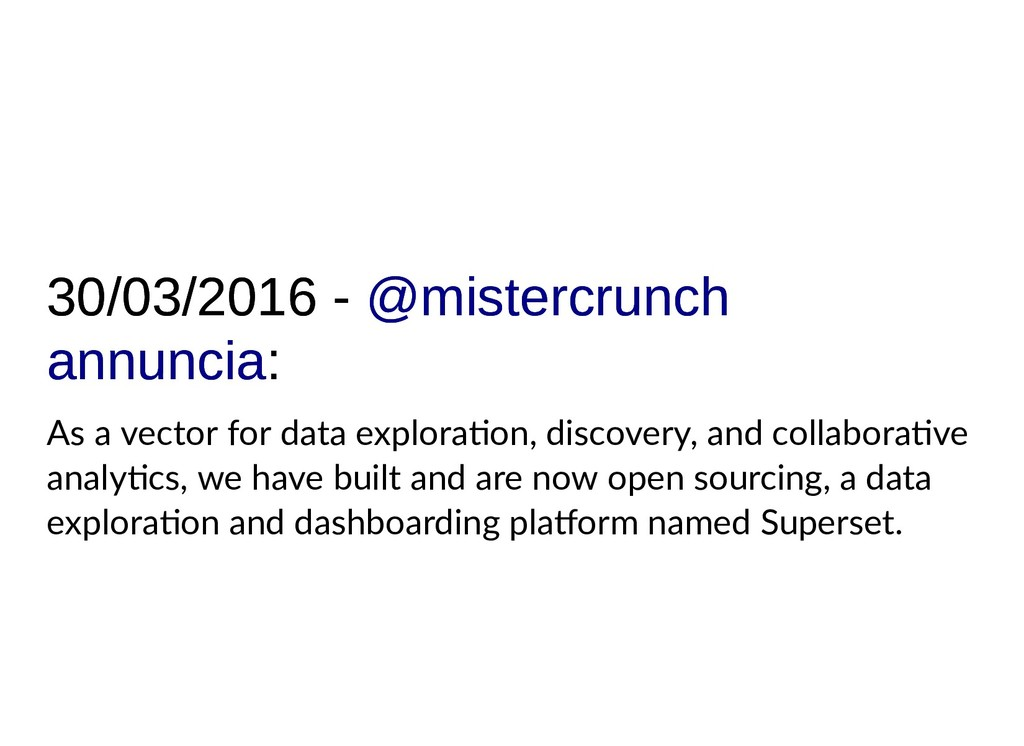 30/03/2016 - 30/03/2016 - : : @mistercrunch @mi...