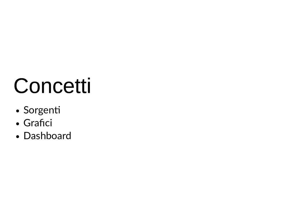 Concetti Concetti Sorgen Grafici Dashboard