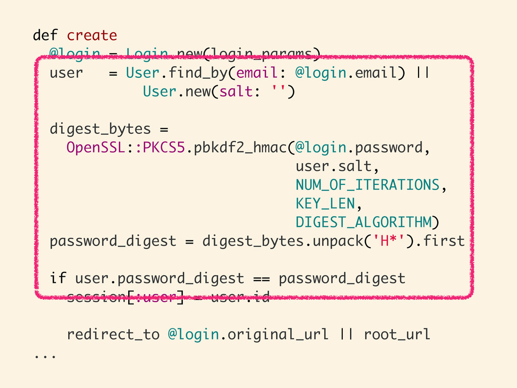 def create @login = Login.new(login_params) use...