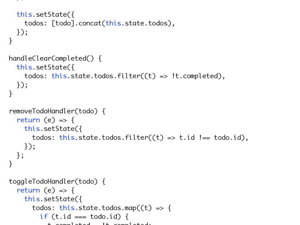 this.setState({ todos: [todo].concat(this.state...