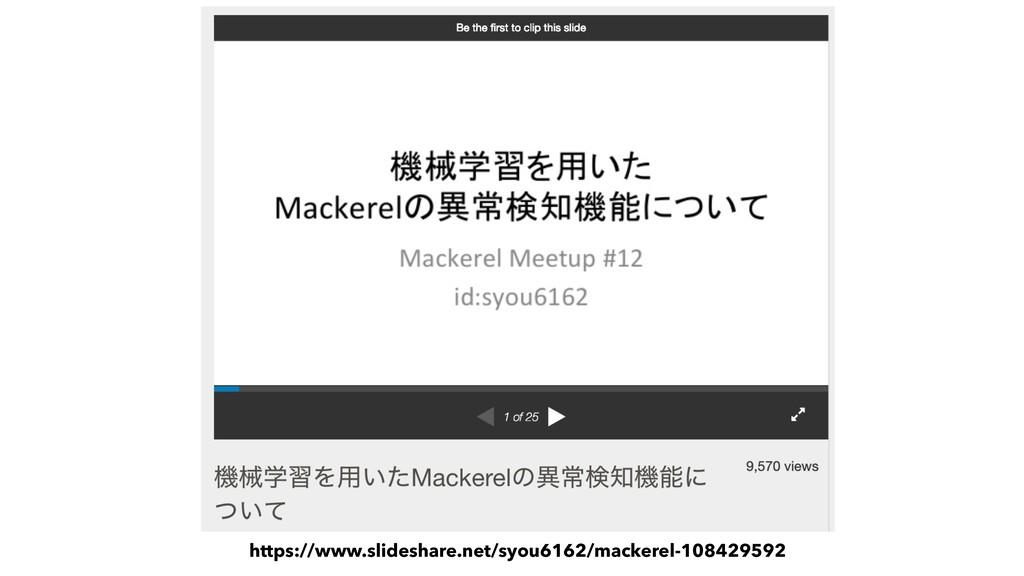 https://www.slideshare.net/syou6162/mackerel-10...