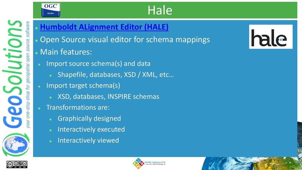 Hale ⚫ Humboldt ALignment Editor (HALE) ⚫ Open ...