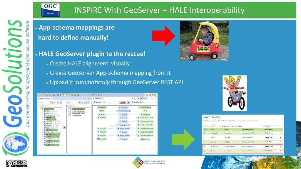 INSPIRE With GeoServer – HALE Interoperability ...