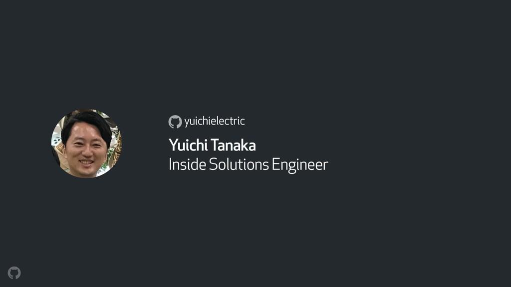 yuichielectric Yuichi Tanaka Inside Solutions E...