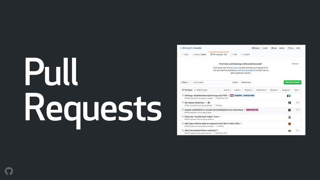 Pull Requests