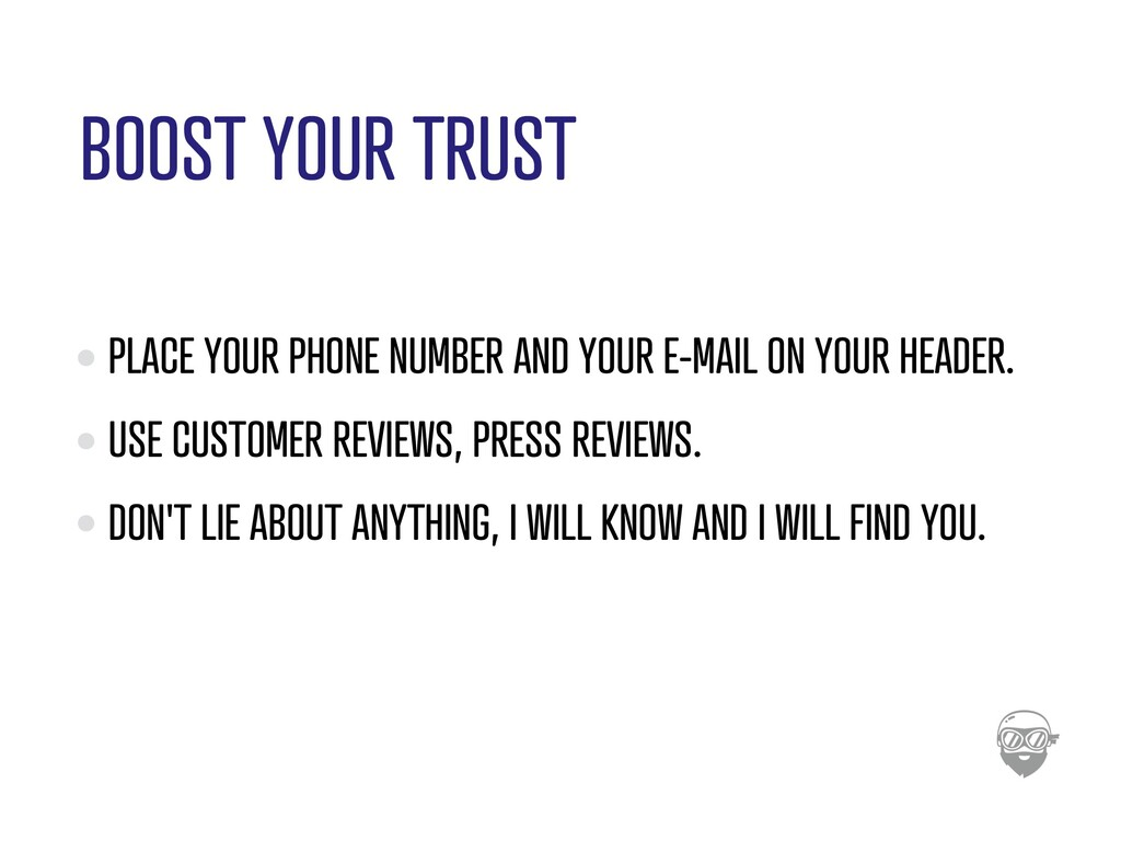BOOST YOUR TRUST PLACE YOUR PHONE NUMBER AND YO...