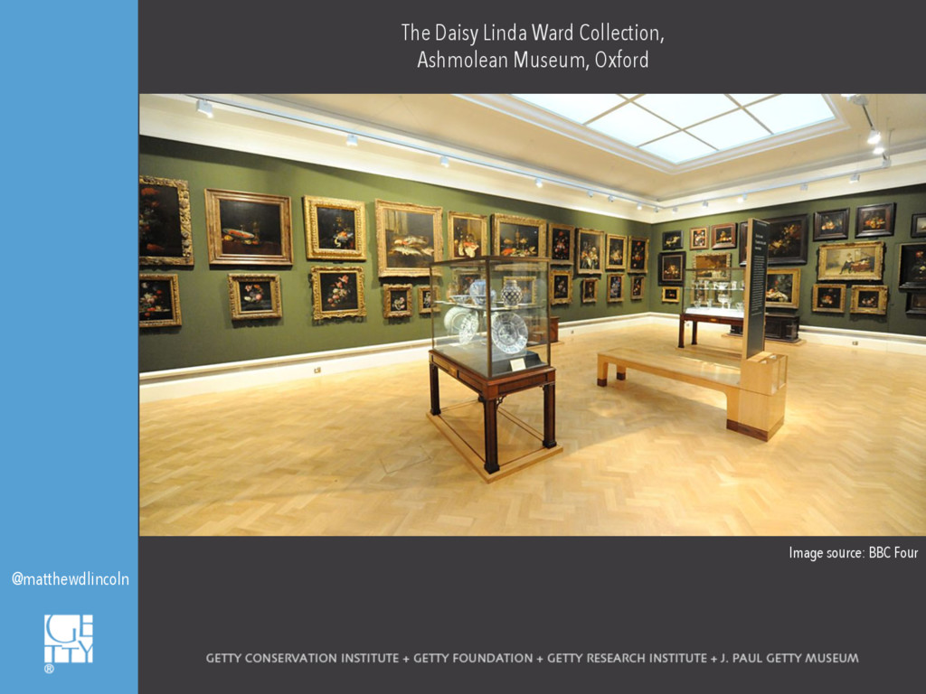 The Daisy Linda Ward Collection, Ashmolean Muse...