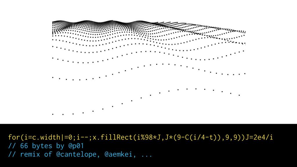 for(i=c.width|=0;i--;x.fillRect(i%98*J,J*(9-C(i...