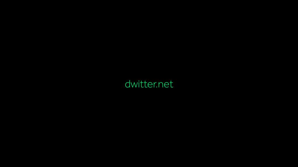 dwitter.net