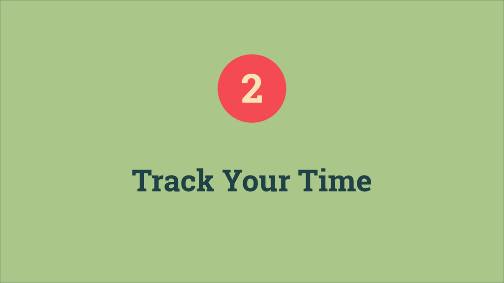 Track Your Time