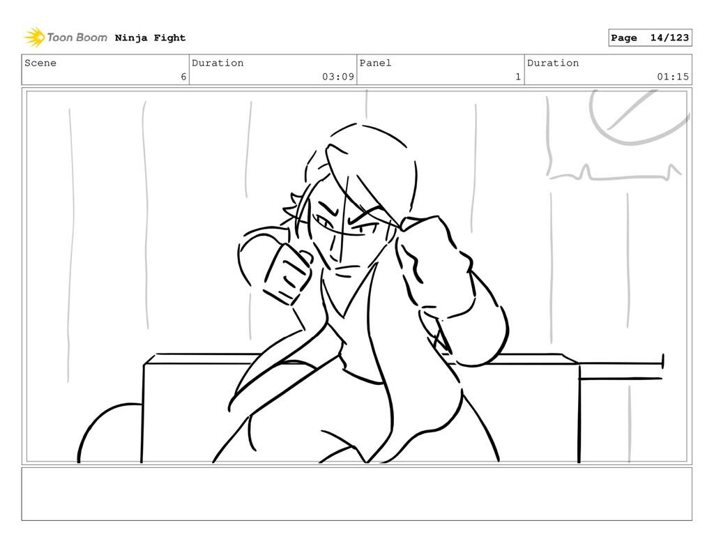 Scene 6 Duration 03:09 Panel 1 Duration 01:15 N...