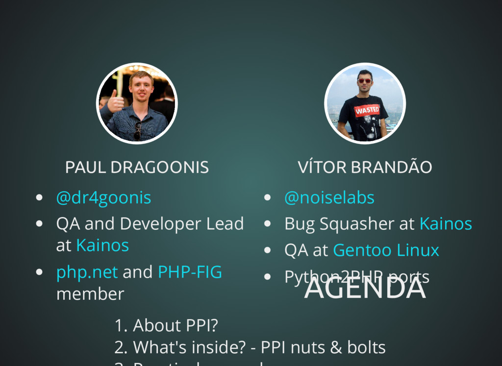 PAUL DRAGOONIS PAUL DRAGOONIS QA and Developer ...