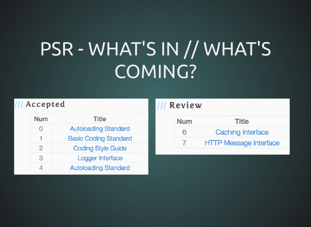 PSR - WHAT'S IN // WHAT'S PSR - WHAT'S IN // WH...