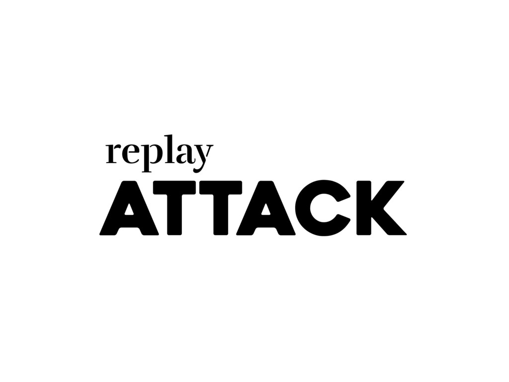 attack replay