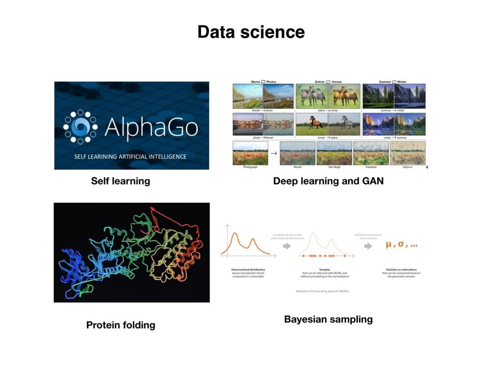2 Data science