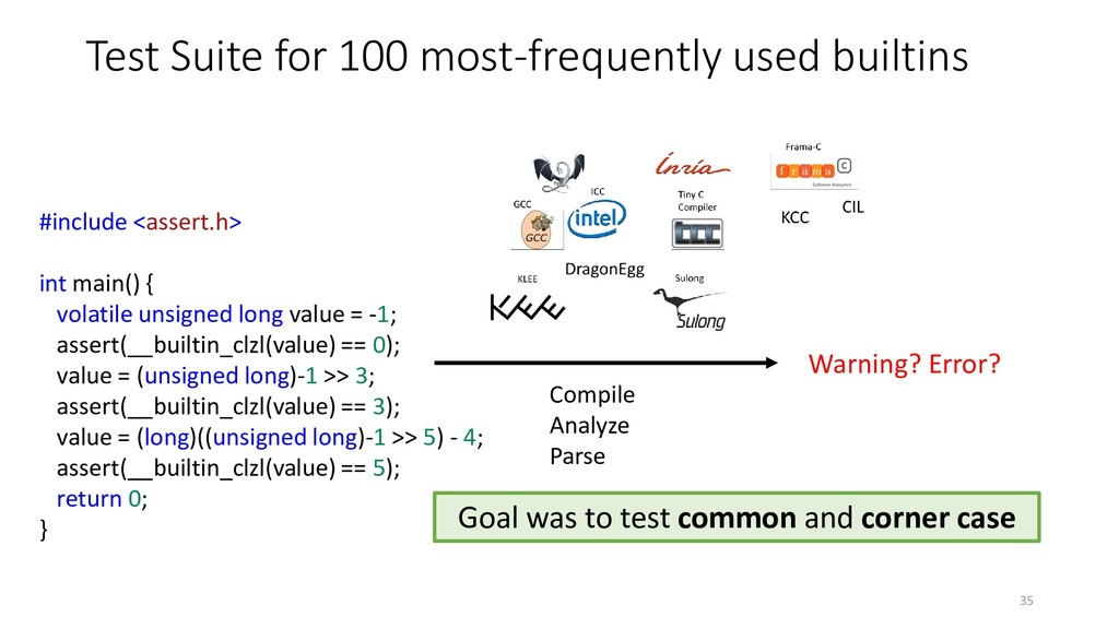 Test Suite for 100 most-frequently used builtin...