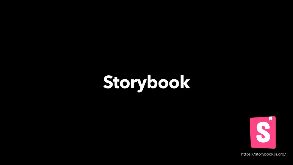 Storybook IUUQTTUPSZCPPLKTPSH