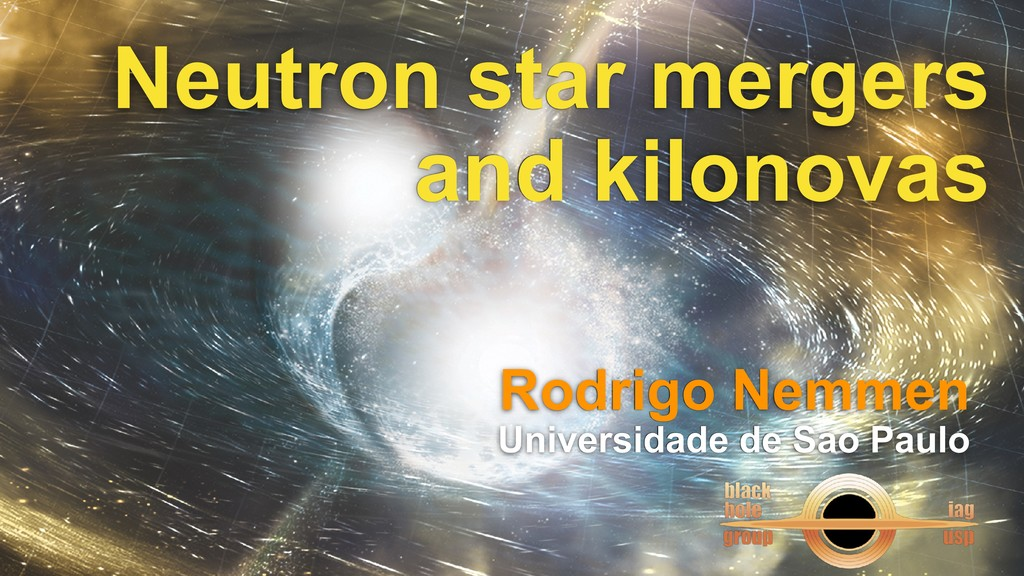 Rodrigo Nemmen Universidade de Sao Paulo Neutro...