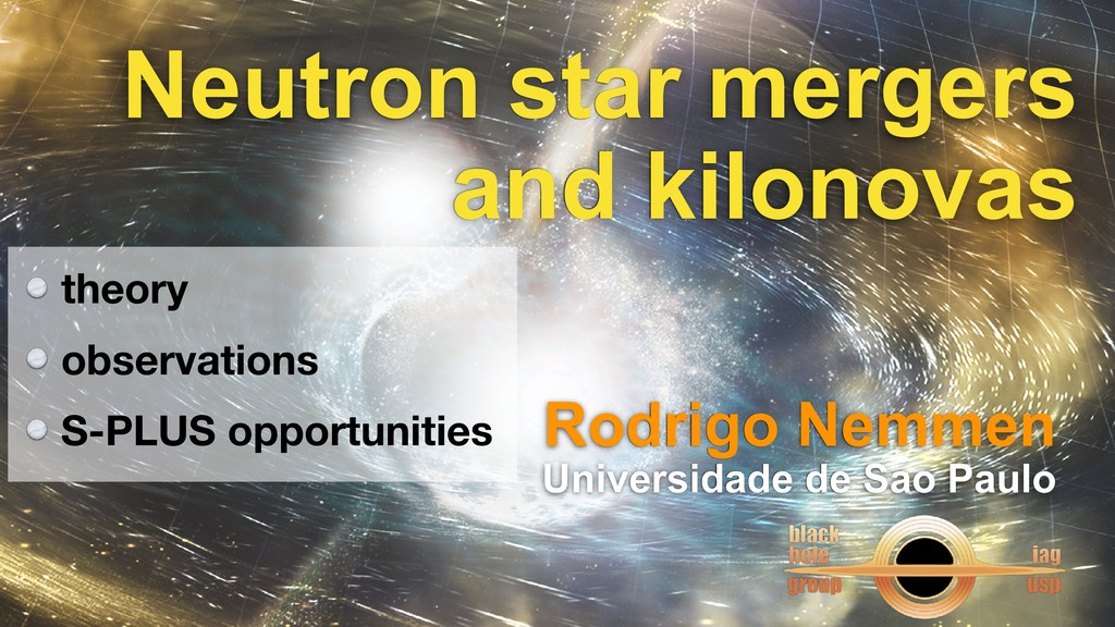 theory observations S-PLUS opportunities Rodrig...