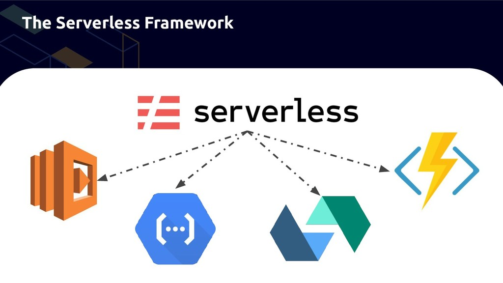 The Serverless Framework