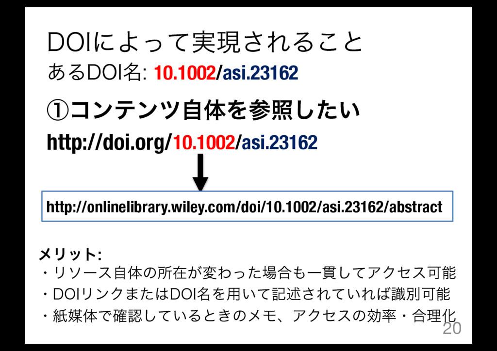 %0*ʹΑ࣮ͬͯݱ͞ΕΔ͜ͱ 20 http://doi.org/ ͋Δ%0*໊10.10...