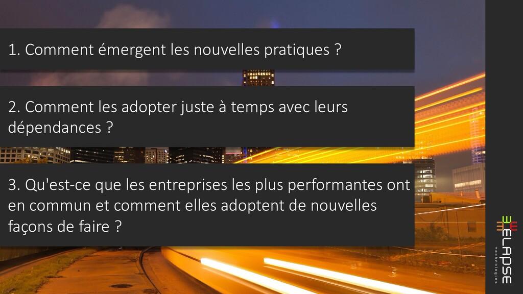 @fbourbonnais | conferences.elapsetech.com 1. C...