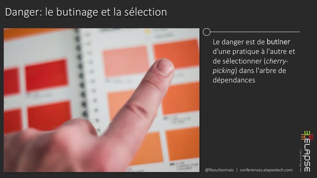 @fbourbonnais | conferences.elapsetech.com Dang...