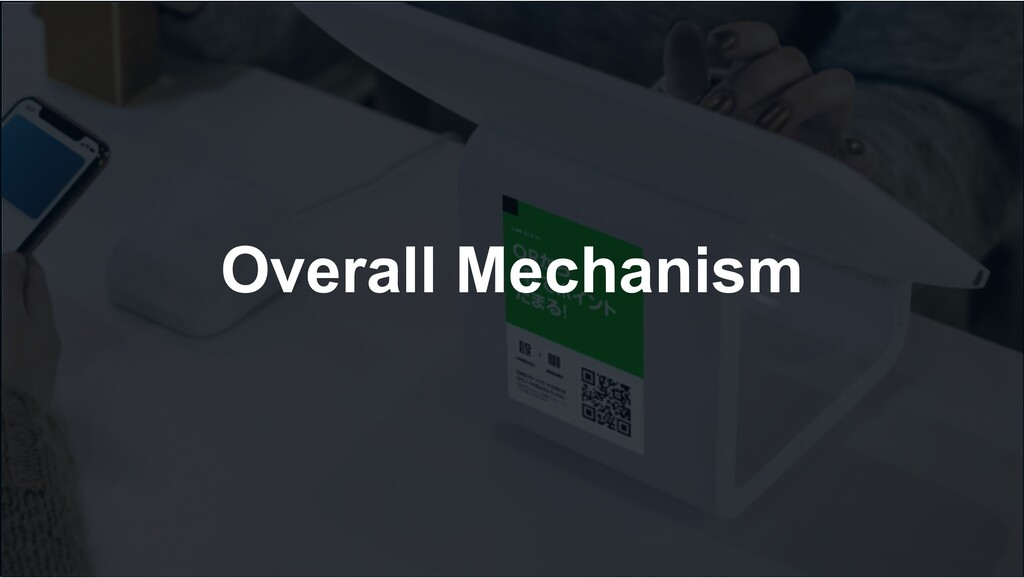 Overall Mechanism