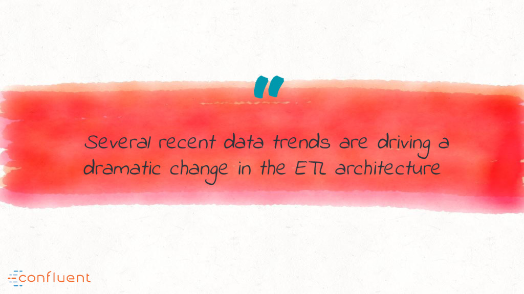""""""" Several recent data trends are driving a dram..."""
