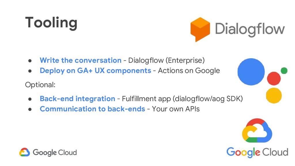 24 ● Write the conversation - Dialogflow (Enter...