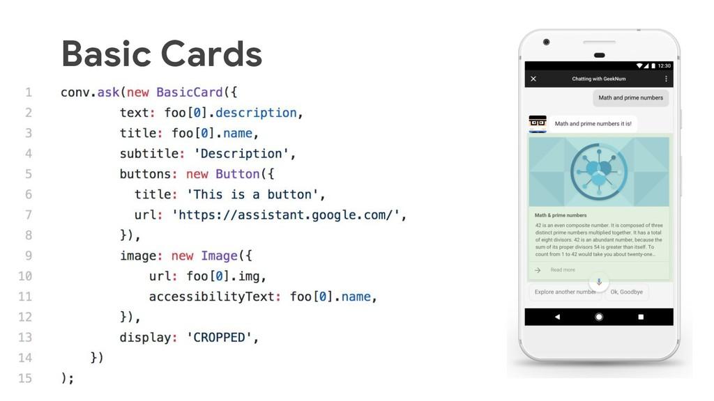 44 Basic Cards
