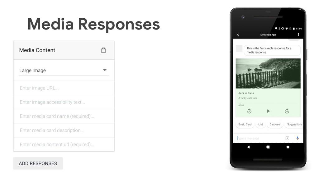 49 Media Responses