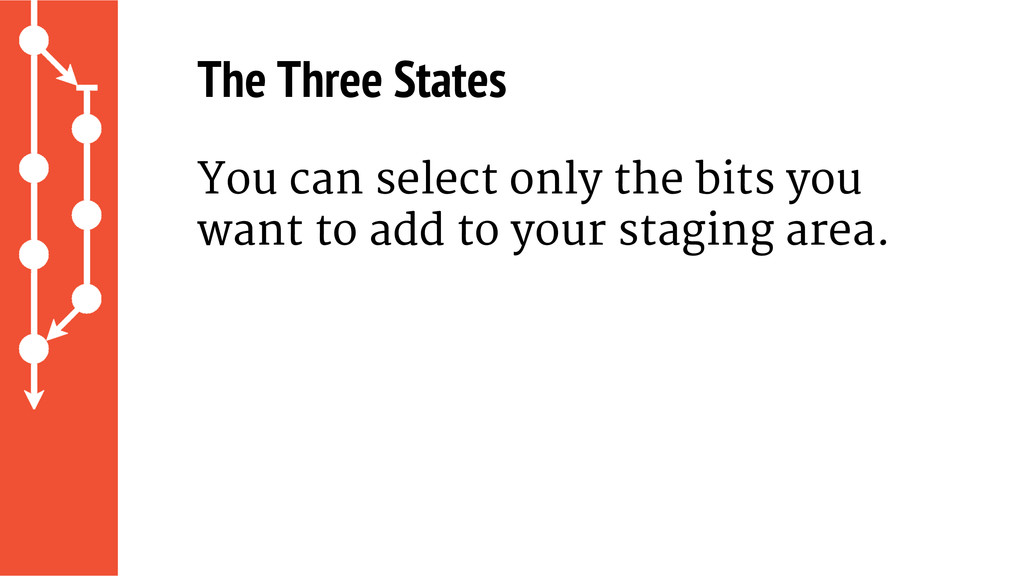 The Three States You can select only the bits y...